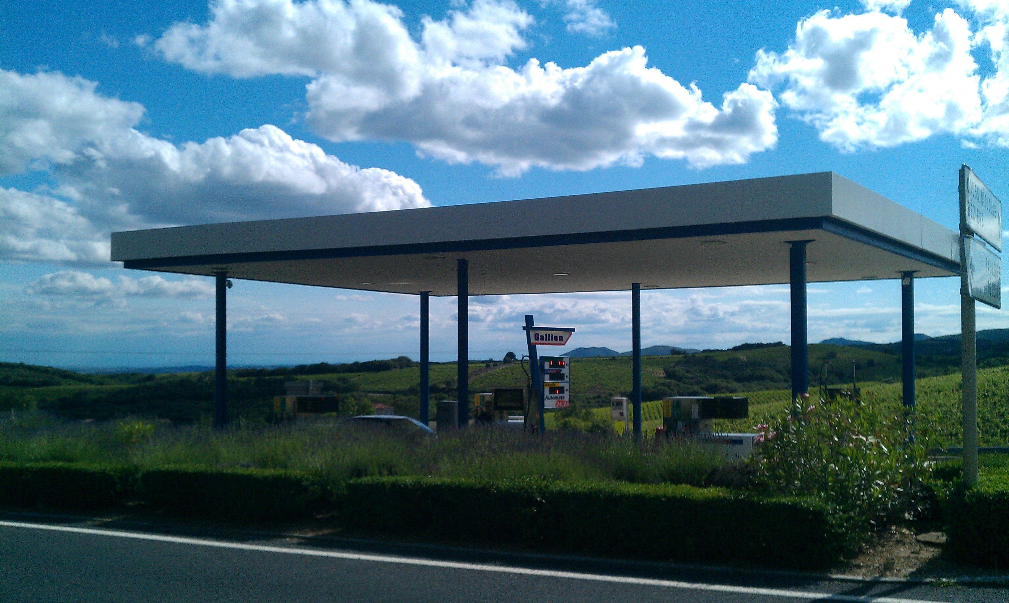 station Faugères Gallien